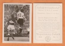 West Germany v Turkey Morlock Klodt (1)